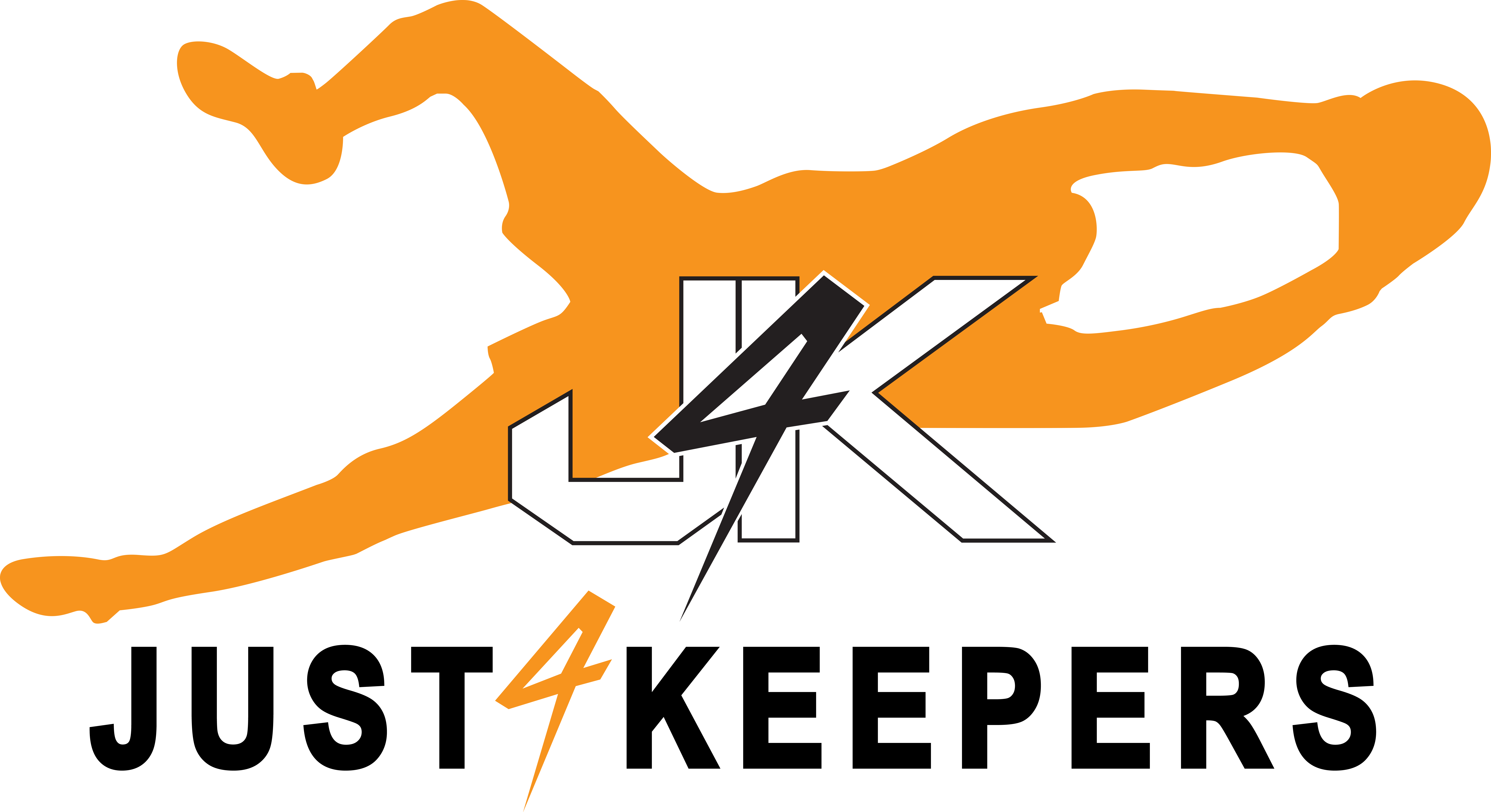 Diving Keeper Logo